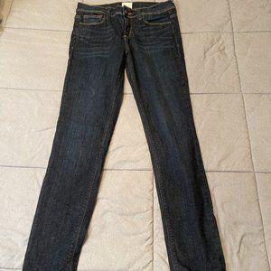 Id:23 Straight Leg Jeans size 27 Dark wash